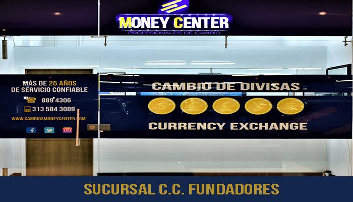 Cambios Money Center Fundadores dolares euros divisas moneda casas casa de cambio manizales