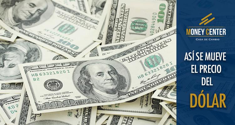 Así Se Mueve El Precio Del Dólar